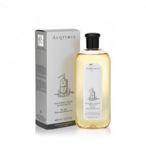 Alqvimia Gel de Baño de Arbol del Té 400 ml