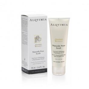 Alqvimia Naturally Pure Scrub Facial Gel exfoliante 200 ml