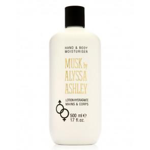 Alyssa Ashley MUSK Loción corporal 500 ml