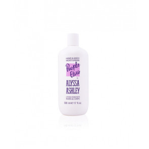 Alyssa Ashley PURPLE ELIXIR Hand & Body Lotion 500 ml