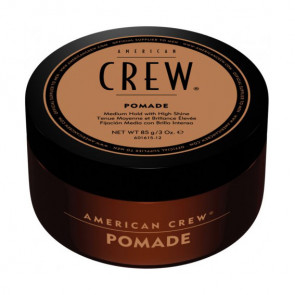 American Crew Pomade Medium Hold with High Shine 85 ml