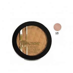 Astra Bronze Skin Powder Terra Compatta - 15 Bronze