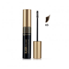 Astra XlashVolume Intese Black Mascara - 03 Black Brown