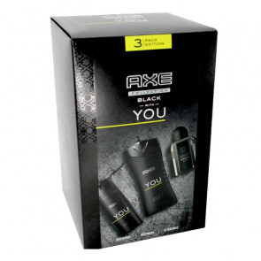 Axe Lote BLACK WITH YOU