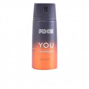 Axe YOU ENERGISED Desodorante 150 ml
