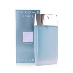 Azzaro CHROME Eau de toilette Vaporizador 200 ml
