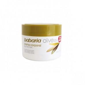 Babaria OLIVE OIL Creme Corporal Nutritivo 250 ml