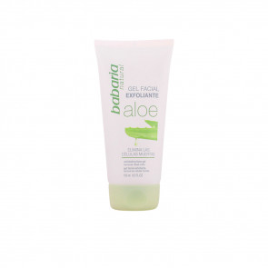 Babaria ALOE Gel Facial Exfoliante 150 ml