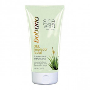 Babaria ALOE Gel Limpeza Facial 150 ml