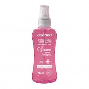 Babaria Cotton Gel de Manos Higienizante Spray Gel higienizante de manos 100 ml