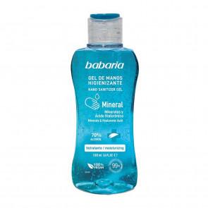 Babaria Mineral Gel de Manos Higienizante Gel higienizante de manos 100 ml