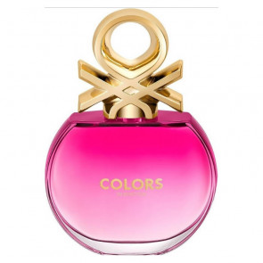 Benetton COLORS PINK Eau de toilette 50 ml