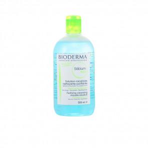 Bioderma SEBIUM H2O Solution micellaire nettoyante purifiante Peaux mixtes et grasses 500 ml