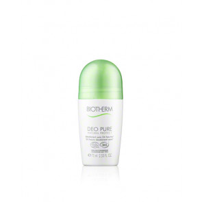 Biotherm DEO PURE Natural Protect Desodorante roll-on 75 ml