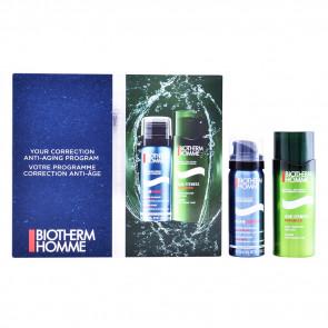 Biotherm Lote HOMME AGE FITNESS Set de cuidado facial