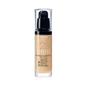 Bourjois 123 PERFECT Liquid Foundation 55 Dark Beige 30 ml