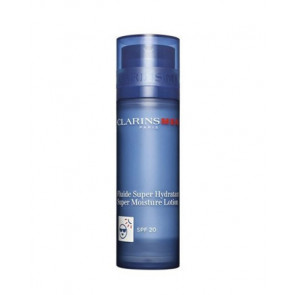 Clarins Men Fluide Super Hydratant SPF 20 50 ml