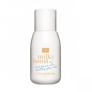 Clarins Milky Boost Lait Bonne Mine - 01 Milky cream 50 ml