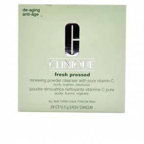 Clinique FRESH PRESSED Renewing Powder Cleanser
