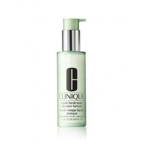 Clinique LIQUID FACIAL SOAP OILY SKIN Jabón facial piel grasa 200 ml
