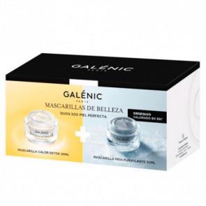 Galénic Lote MASCARILLAS DE BELLEZA Set de cuidado facial