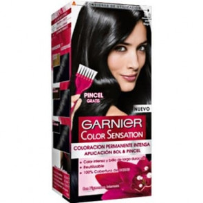 Garnier Color Sensation - 1 Ultra negro