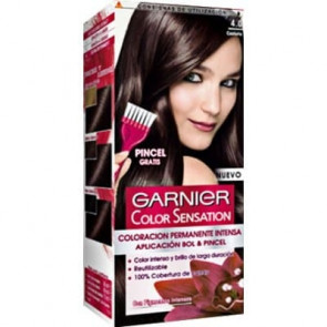 Garnier Color Sensation - 4,0 Castaño