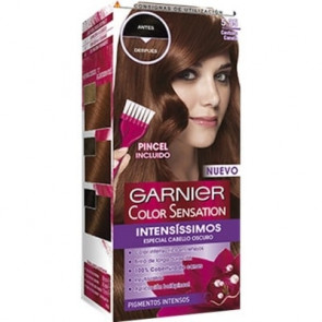 Garnier Color Sensation Intesissimos - 5,35 Castaño canela