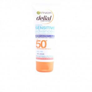 Garnier Delial Sensitive Advanced Crema antienvejecimiento SPF50+ 100 ml