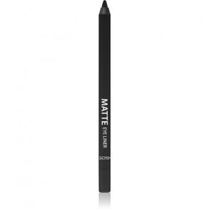 Gosh Matte Eyeliner - 002 Matt Black
