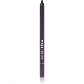 Gosh Matte Eyeliner - 010 Black Violet