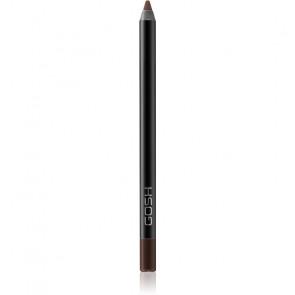 Gosh Velvet Touch Eyeliner waterproof - Truly brown