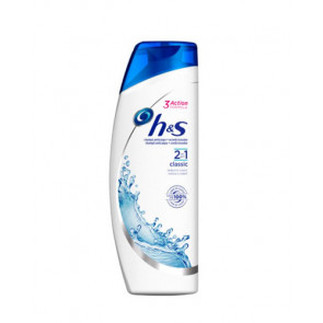 Head & Shoulders 2 en 1 Classic Shampoo 360 ml