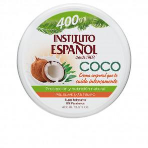 Instituto Español Coco Crema corporal hidratante 400 ml