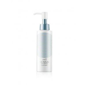 Kanebo SENSAI SILKY PURIFYING MILKY SOAP Limpiador hidratante 150 ml