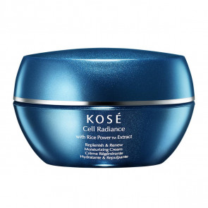 Kosé CELL RADIANCE Replenish & Renew Moisturizing Cream 40 ml