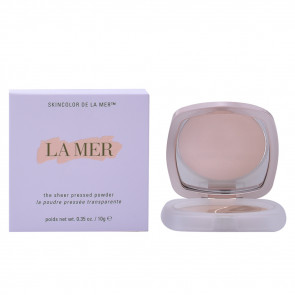 La Mer THE SHEER Pressed Powder Medium Deep 10 gr