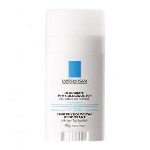 La Roche-Posay DEODORANT PHYSIOLOGIQUE 24H Desodorante stick 40 ml