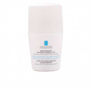 La Roche-Posay DEODORANT PHYSIOLOGIQUE 24h Peaux Sensibles Roll On 50 ml