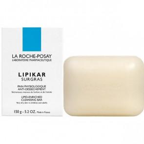 La Roche-Posay LIPIKAR SURGRAS Pain Physiologique Anti-Dessechement 150 gr