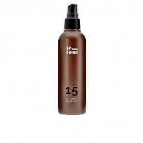 Le-Tout Spray Sun protect SPF15 200 ml