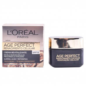 L'Oréal AGE PERFECT RENACIMIENTO CELULAR Crema Dia SPF15 50 ml