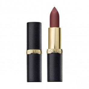 L'Oréal Color Riche Matte Lipstick - 654 Bronze sautoir