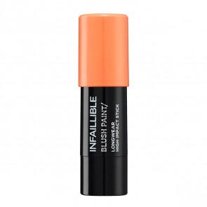 L'Oréal Infaillible Blush Paint Chubby Blush - 02 Tangerina 1 ud