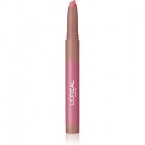 L'Oréal Infalible Matte Lip Crayon - 102 Caramel blondie