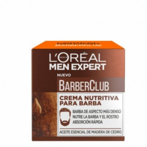 L'Oréal Men Expert Barber Club Crema Nutritiva Barba 50 ml