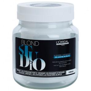 L'Oréal Professionnel Blond Studio Platinium Plus Lightening Paste 500 ml