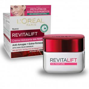 L'Oréal Revitalift Sin Perfume Piel sensible antiarrugas SPF15 50 ml