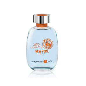 Mandarina Duck LET'S TRAVEL TO NEW YORK FOR MAN Eau de toilette 100 ml
