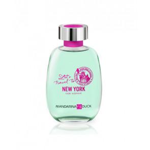 Mandarina Duck LET'S TRAVEL TO NEW YORK FOR WOMAN Eau de toilette 100 ml